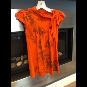 Tops - Beautiful orange top